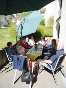 Austausch mit Leihgroßeltern aus Markdorf