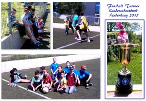 Fußballturnier im Stadtpark