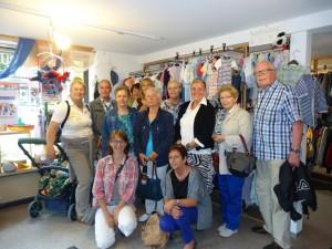 Besuch der Leihgroßeltern aus dem Mehrgenerationenhaus Markdorf