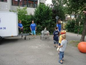 Stadtfest – Spieleanhänger