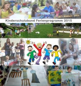 Ferienspaß 2015 – Bericht/Grafiken