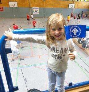 TVL-Baskets Charity-Cup zu Gunsten des Kinderschutzbundes