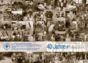40 Jahre – neue Chronik, Veranstaltungen