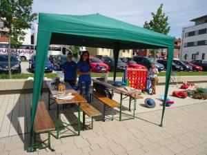 Sommerfest bei Burkhard Reisen
