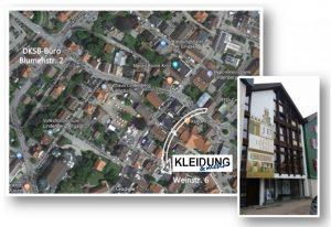 Umzug Kleiderladen – KLEIDUNG&mehr ab 01.03.2018