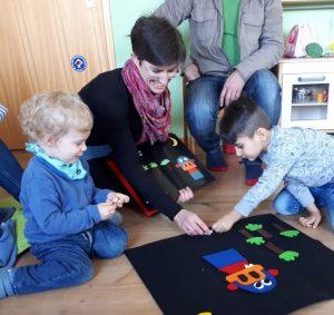 """Christiane Wörsching mit """"Freude am Lesen"""" bei Rockzipfel"""